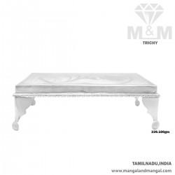 Elegance Silver Mukkali