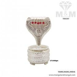 Majestic Silver Nagabharanam