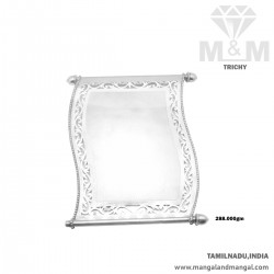 Sumptous Silver Photo Stand