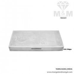 Fabulous Silver Fancy Box