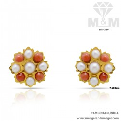 Majestic Gold Women Coral &...