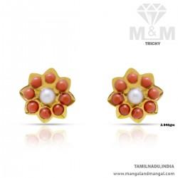 Verdant Gold Women Coral &...