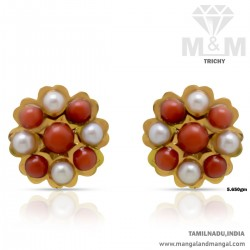 Tranquil Gold Women Coral &...
