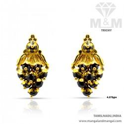 Subtle Gold Women Stone...