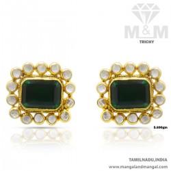 Popular Gold Women Stone...