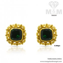 Acclaimed Gold Women Stone...