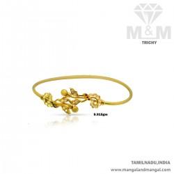 Amazing Gold Women Casting Bracelet