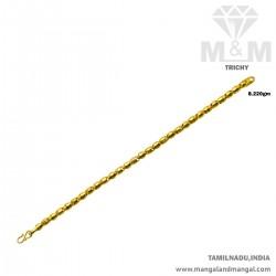 Lush Gold Women Fancy Bracelet
