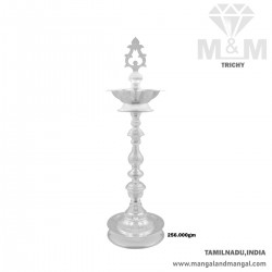Splendid Silver Fancy Kuthu...