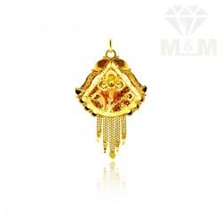Excellent Gold Fancy Pendant