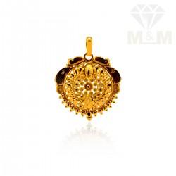 Popular Gold Fancy Pendant