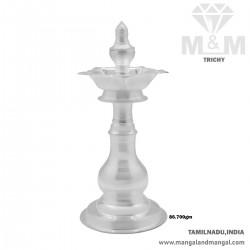 Modern Silver Fancy Kuthu...