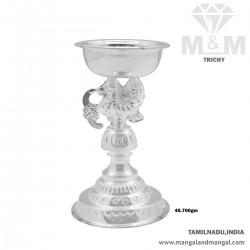 Luminary Silver Fancy Kuthu...