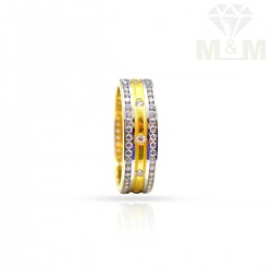 Glamorous Gold Fancy Stone...