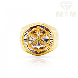 Stylish Gold Fancy Ring