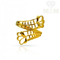 Renowned Gold Casting Ring