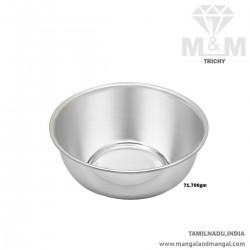 Beautify Silver Fancy Bowl
