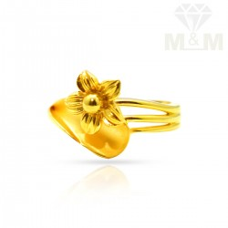 Popular Gold Casting Ring