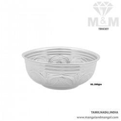 Delightful Silver Fancy Bowl