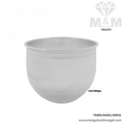 Fantastical Silver Fancy Bowl
