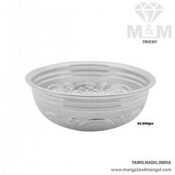 Fine Silver Fancy Bowl
