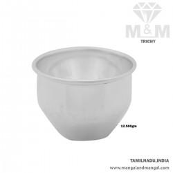 Inspired Silver Fancy Bowl