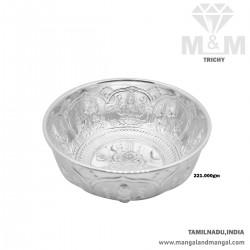 Wonder work Silver Fancy Bowl