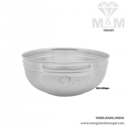 Awesome Silver Fancy Bowl