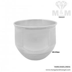 Sumptous Silver Fancy Bowl