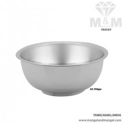 Gratify Silver Fancy Bowl