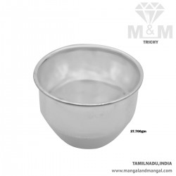 Renowned Silver Fancy Bowl