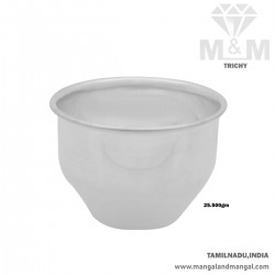 Classy Silver Fancy Bowl