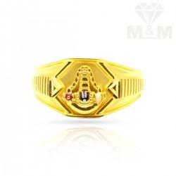 Auspicious Gold Lord Balaji...