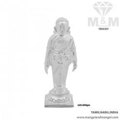 Excellent Silver Female Figure (Uruvam)