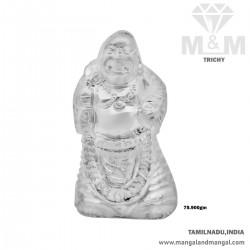 Gallant Silver Kubera Idol