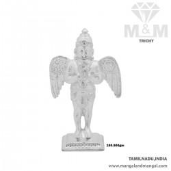 Gentle Silver Garuda Idol &...