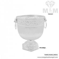 Great Silver Fancy Bowl