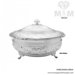 Marvels One Silver Fancy Dish
