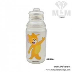 Splendid Silver Feeding Bottle