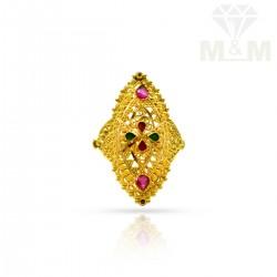Unique Gold Fancy Ring