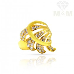 Personable Gold Fancy Ring