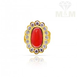 Classical Gold Fancy Coral...