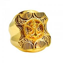 Graceful Gold Fancy Ring