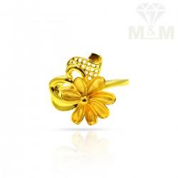 Lambent Gold Casting Ring