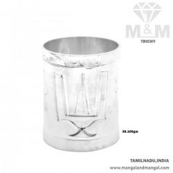 Luxurious Silver Kubera Padi