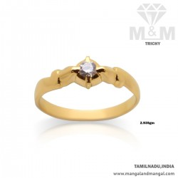 Nicest Gold Casting Ring
