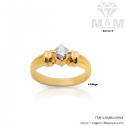 Sweetest Gold Casting Ring