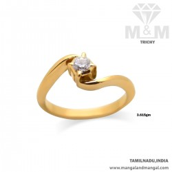 Skilful Gold Casting Ring