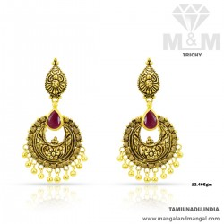 Exciting Gold Women Antique...