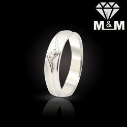 Splendid Platinum Diamond Ring